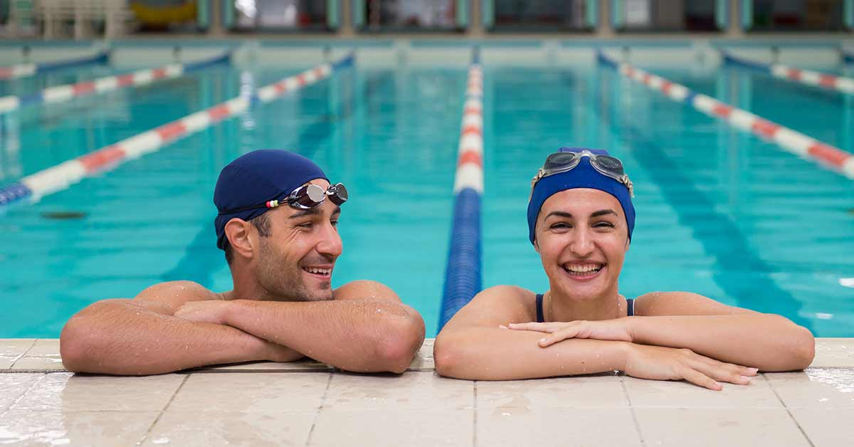 Some Awesome Health Benefits of Swimming