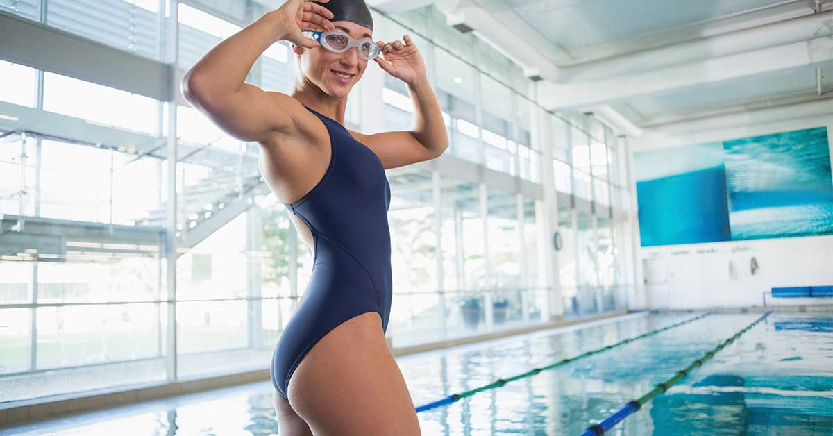 Quick Tips to Prevent and Treat Swimmer's Dry Hair