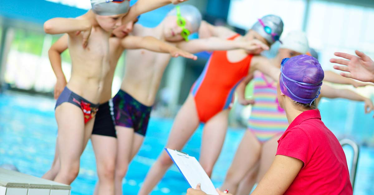 Tips for New Swim Moms and Dads