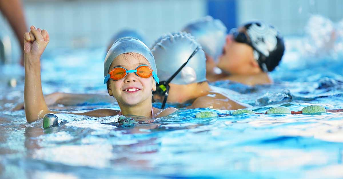 Glossary of Competitive Swim Terms for New Swim Moms and Dads