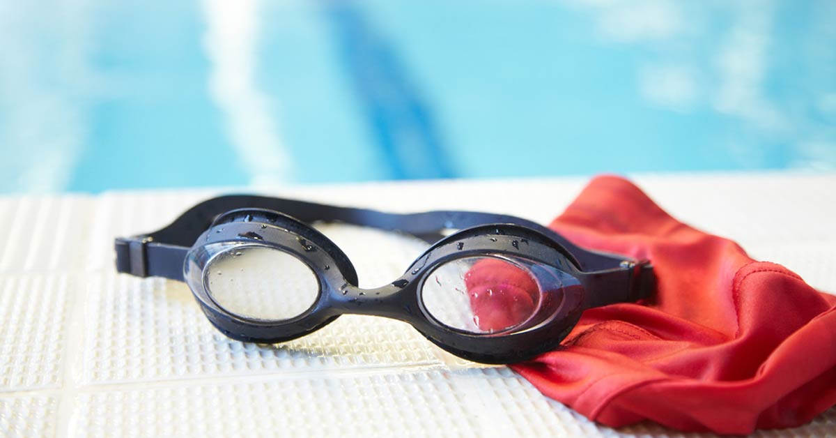 How to Care for Swim Goggles