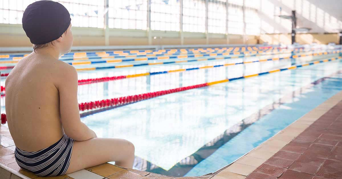Is Your Kid Taking Swim Competition Too Seriously?