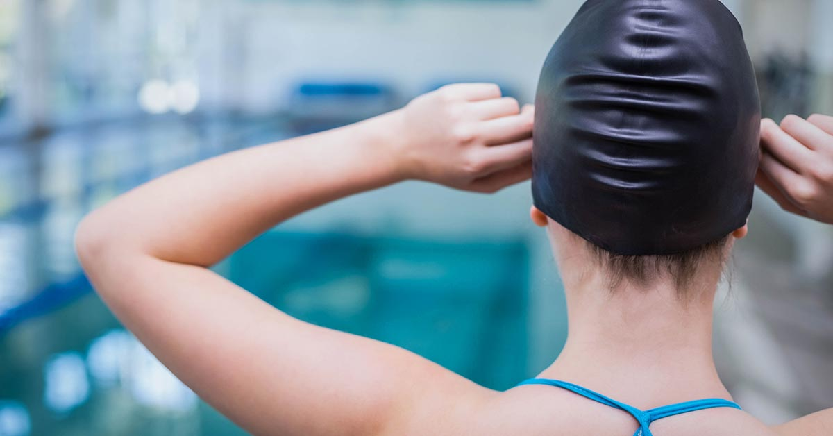 How to Care for Your Swim Cap