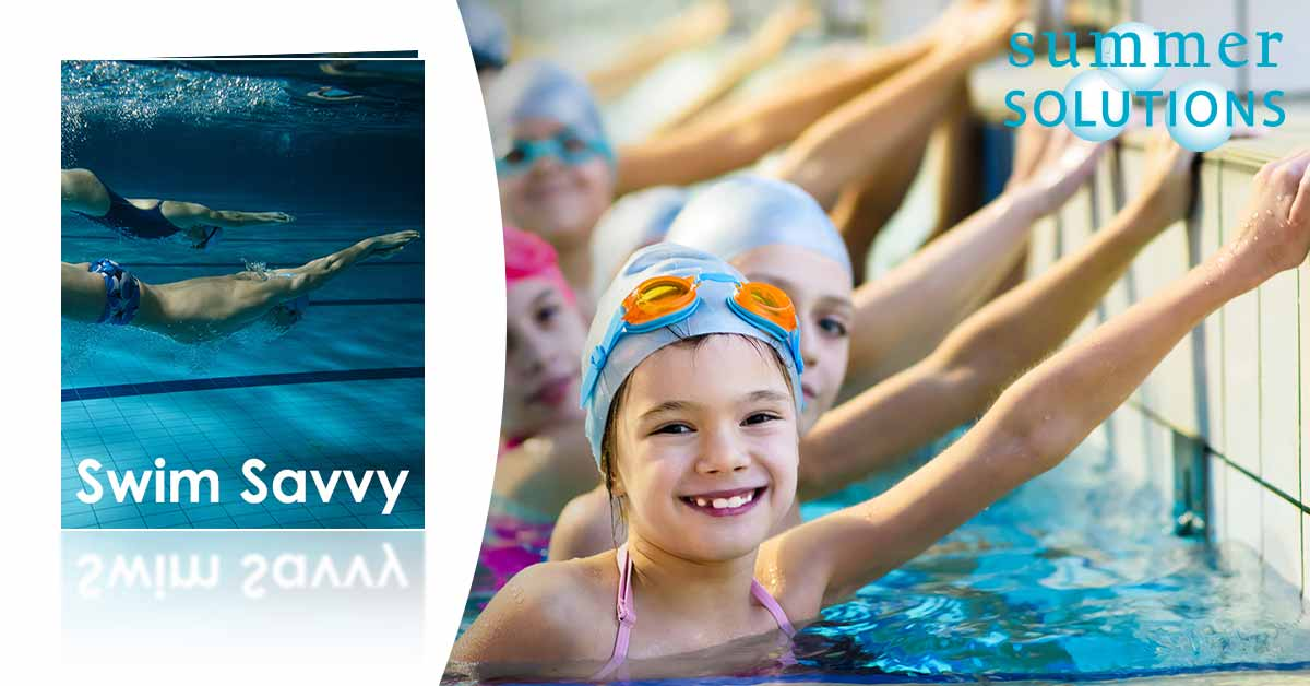 Swim Savvy Monthly Email Sign-up
