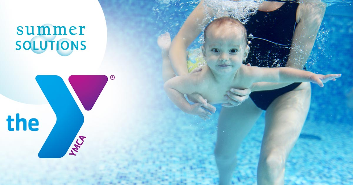 Summer Solutions Sponsors Swim Lessons at the YMCA of Central Florida