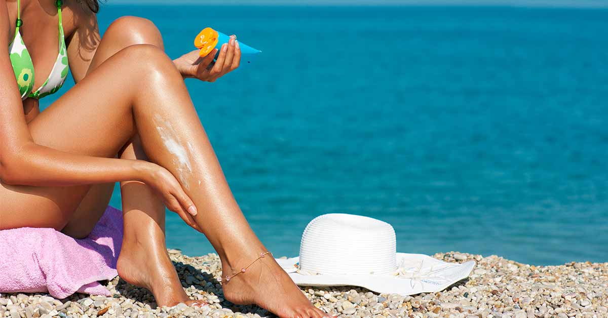 Sun Protection Tips for Water Lovers