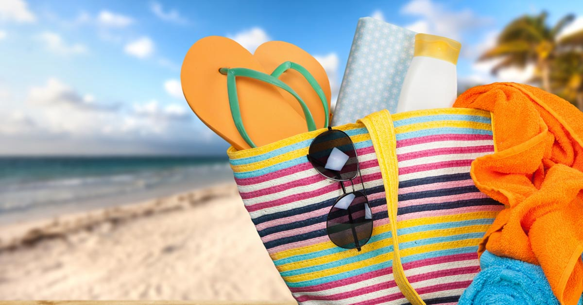 What to Pack for a Family Day at the Beach