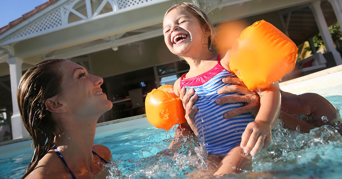 Tips for Safely Enjoying the Pool with Young Children