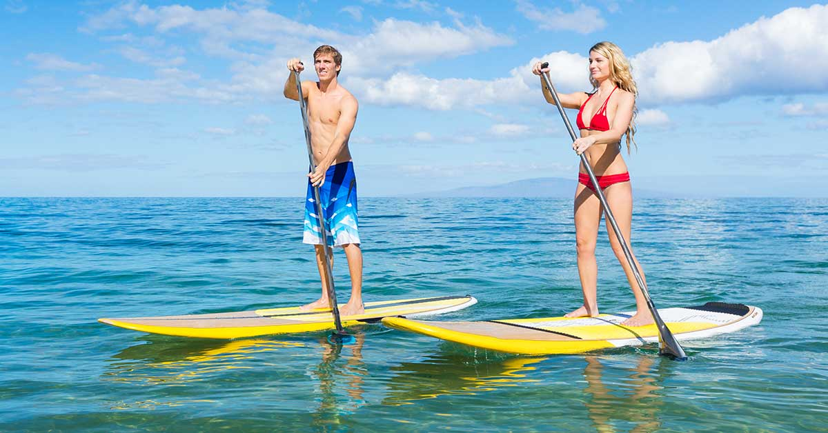 Essential Safety and Skill Tips for Beginner Stand-Up Paddle Boarders