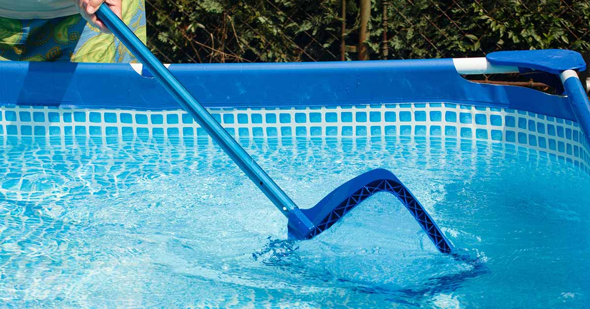 Beginner Tips for Above-Ground Pool Care