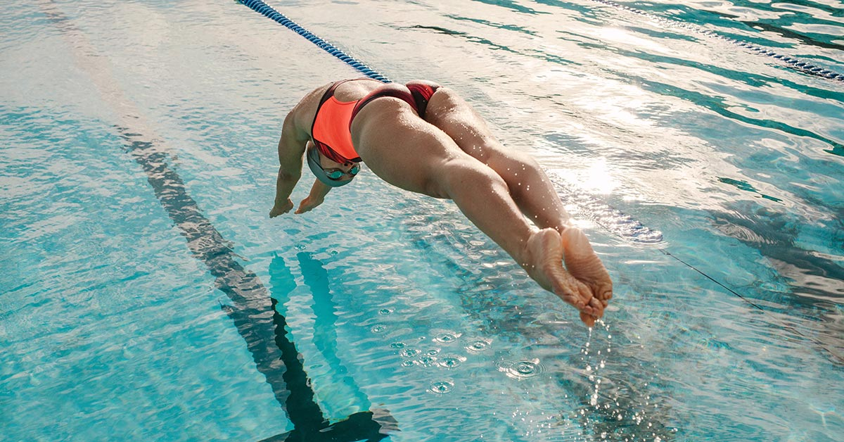 In-Water Exercises for Swimmers to Strengthen Your Core