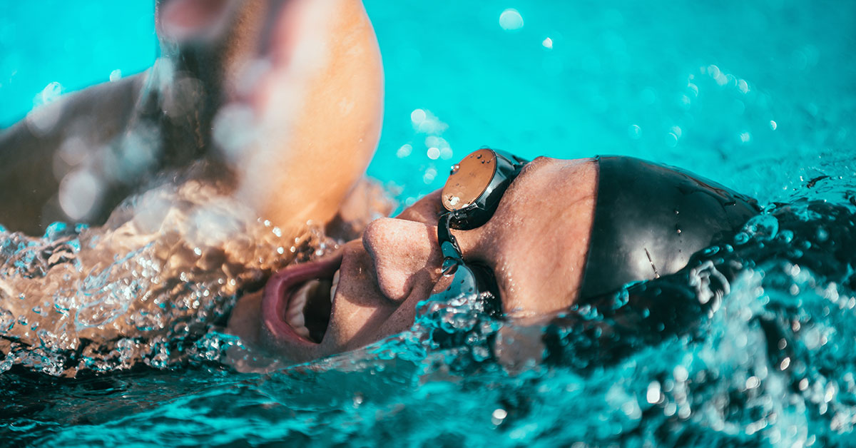 Eye Care for Swimmers: Avoiding Common Eye Problems